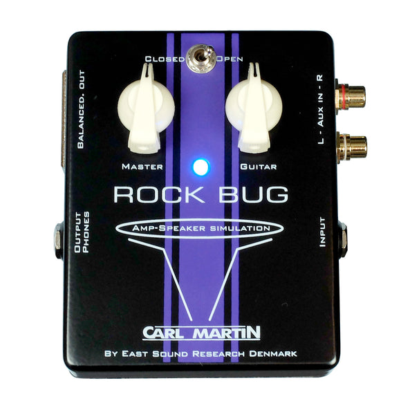 Carl Martin Rock Bug Amp/Speaker Sim