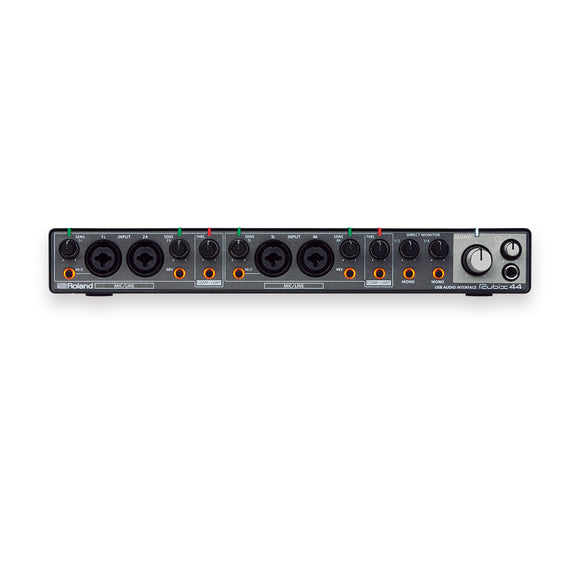 Roland Rubix44 USB Audio Interface 24/192 4x4