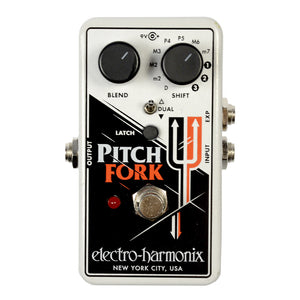 electro-harmonix Polyphonic Pitch Shifter Pedal