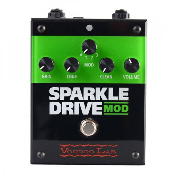 Voodoo Lab Sparkle Drive MOD Overdrive