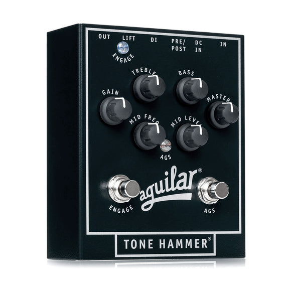 Aguilar Tone Hammer Bass Preamp / Direct Box