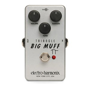 electro-harmonix Triangle Big Muff Pi Distortion/Sustainer