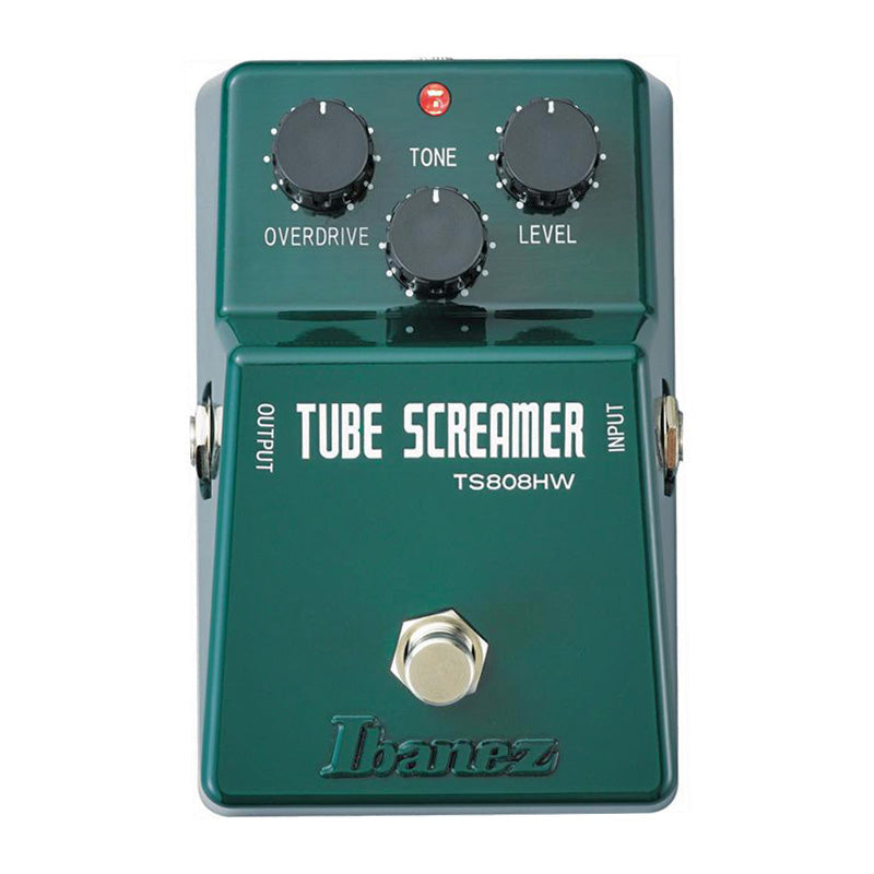 Ibanez Hand Wired Tube Screamer Professional Overdrive TS808HW