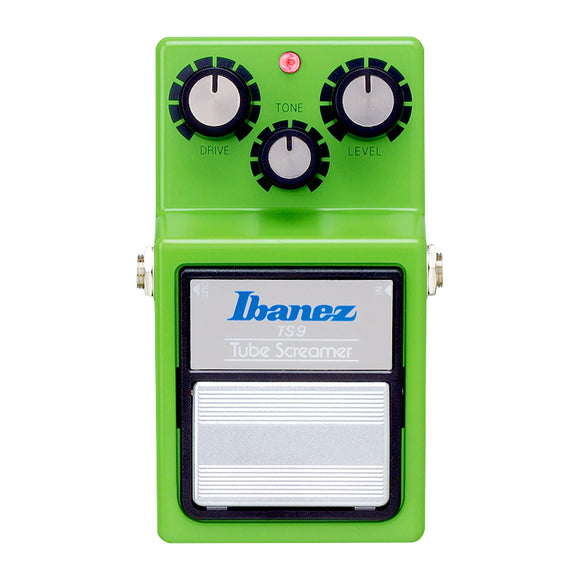Ibanez Tube Screamer TS9 Overdrive