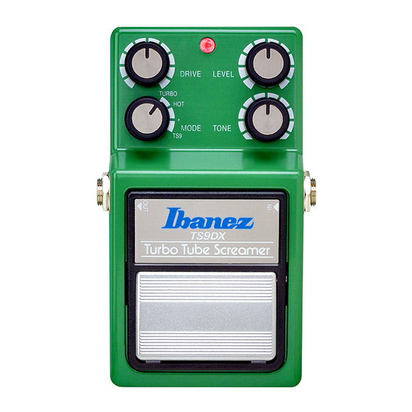 Ibanez Turbo Tube Screamer TS9DX Overdrive