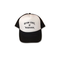 "Woodfordia ""Notion State"" Trucker Hat"