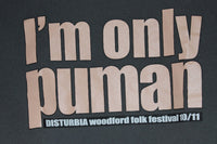 Ladies I'm only Puman T-Shirt - 2010/2011 - Grey