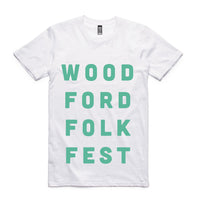 Block Woodford Folk Fest T-Shirt