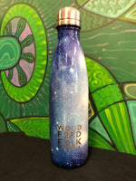 Galaxy Stainless Steel Water Bottle