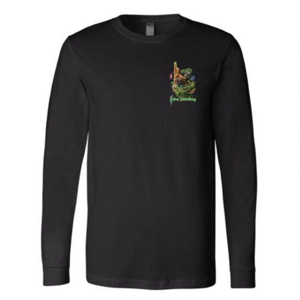 Mens Long Sleeve Shirt The Planting 2019