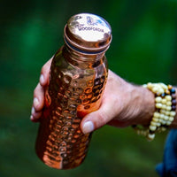 Copper Drink Bottle