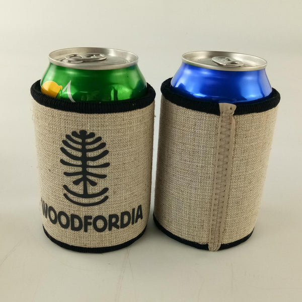 19/20 Bunya Hessian Stubby Cooler (version 2)
