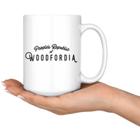 People's Republic of Woodfordia Mug