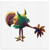 Woodfordia Critters: Dodo Canvas