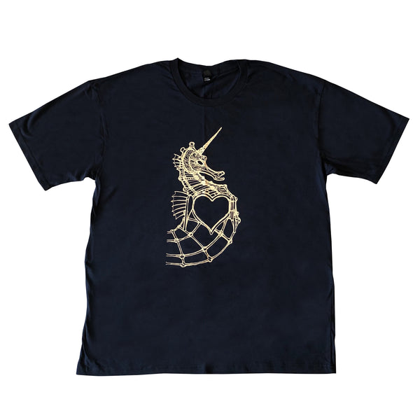 People's Republic of Woodfordia Seahorse Shirt