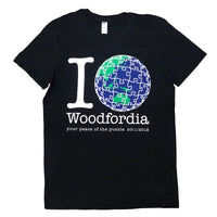I Love Woodfordia 2011/2012  T-Shirt