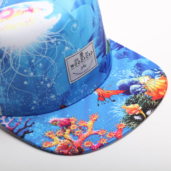 Seascape Trucker Hat