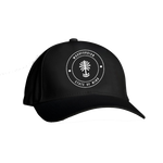 Woodfordian State of Mind Black Trucker Cap