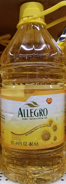 Allegro Sunflower Oil