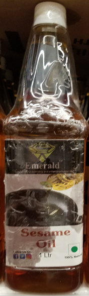 Emerald Sesame Oil 1 ltr