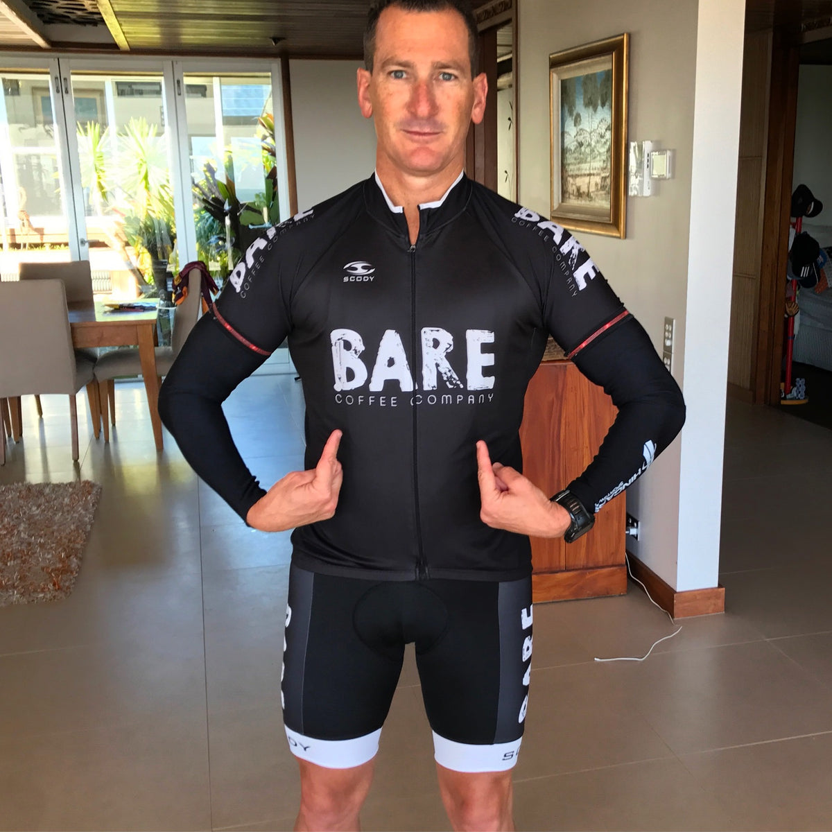 BARE Coffee Cycling
