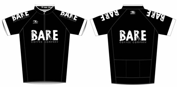 BARE Coffee Elite Cycling Jersey