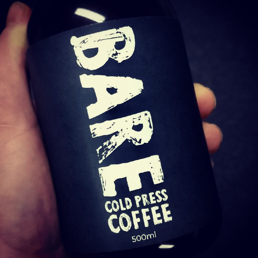 BARE COLD PRESS COFFEE