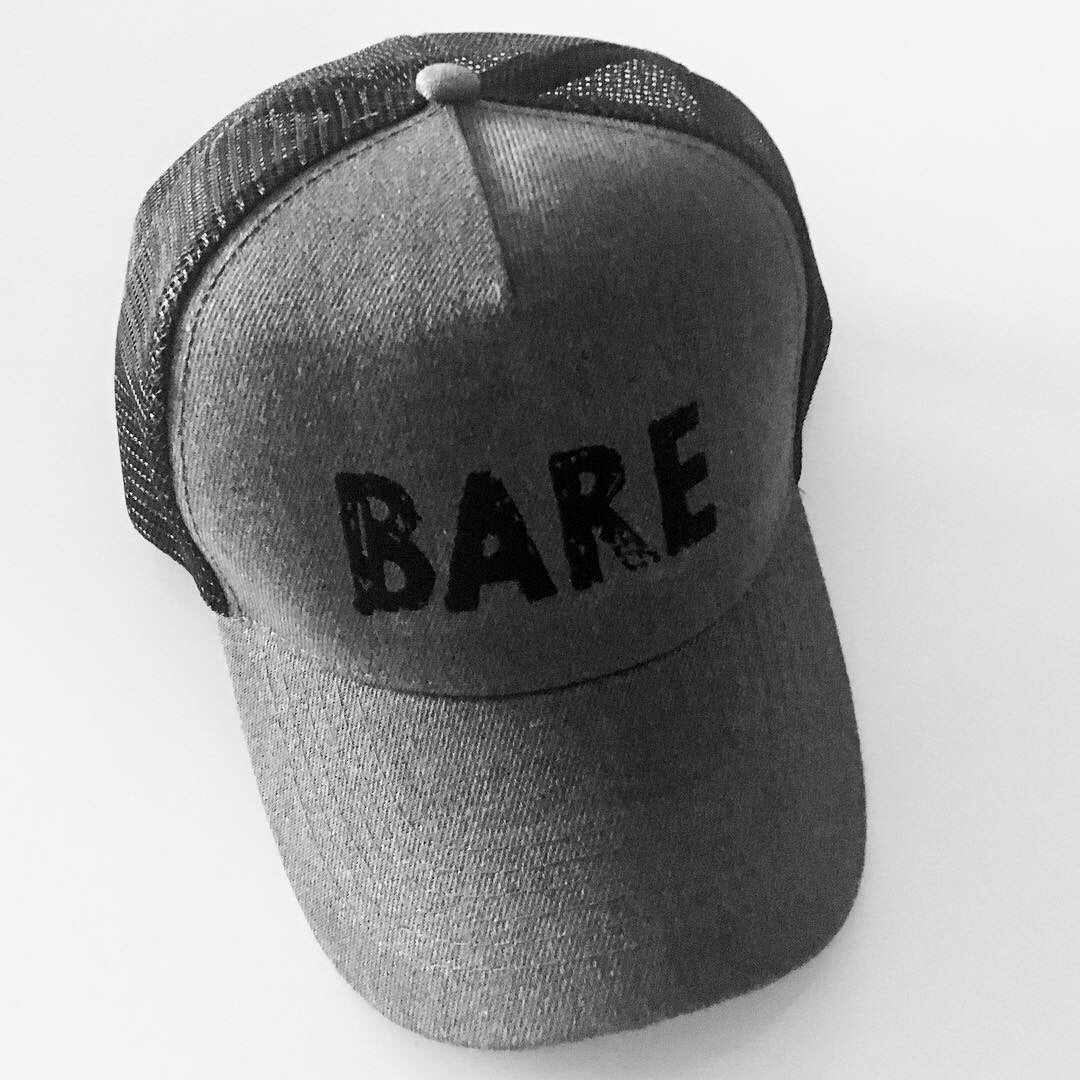 BARE | TWO-TONE | Embroidered Cap