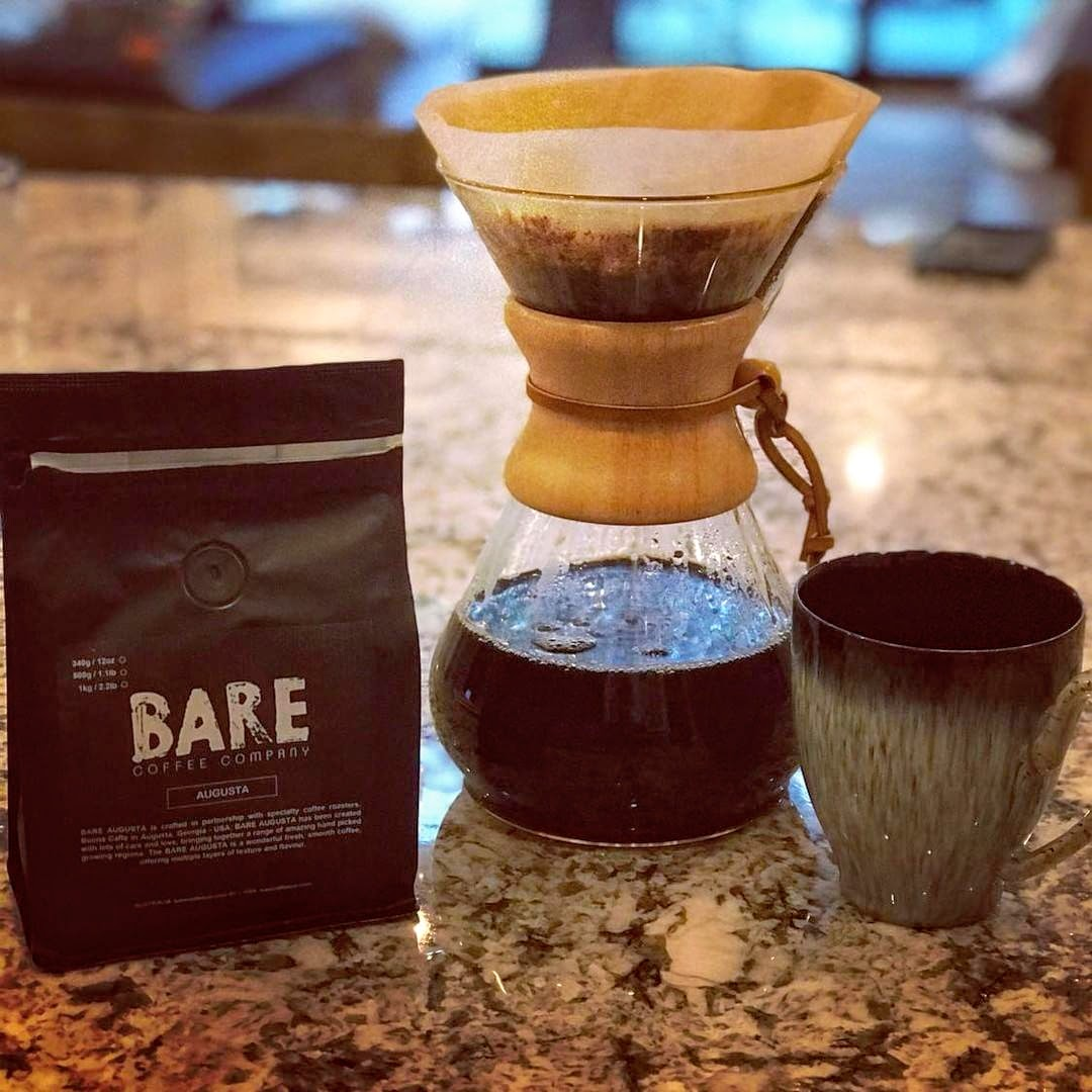 BUONA CAFFE ROASTERS | BARE AUGUSTA BLEND (USA ONLY)