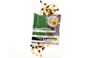 Roasted & Salted Peanuts and Raisins 200g
