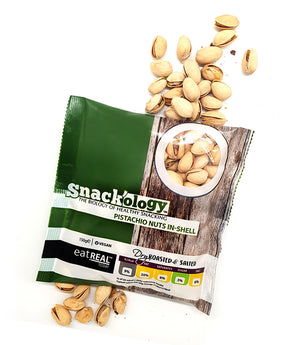 Dry Roasted & Salted Pistachio 150g
