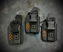 Load image into Gallery viewer, H1- IWB/AIWB Kydex Holster  - Right Hand v1.1