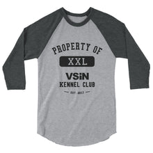 VSiN Kennel Club raglan