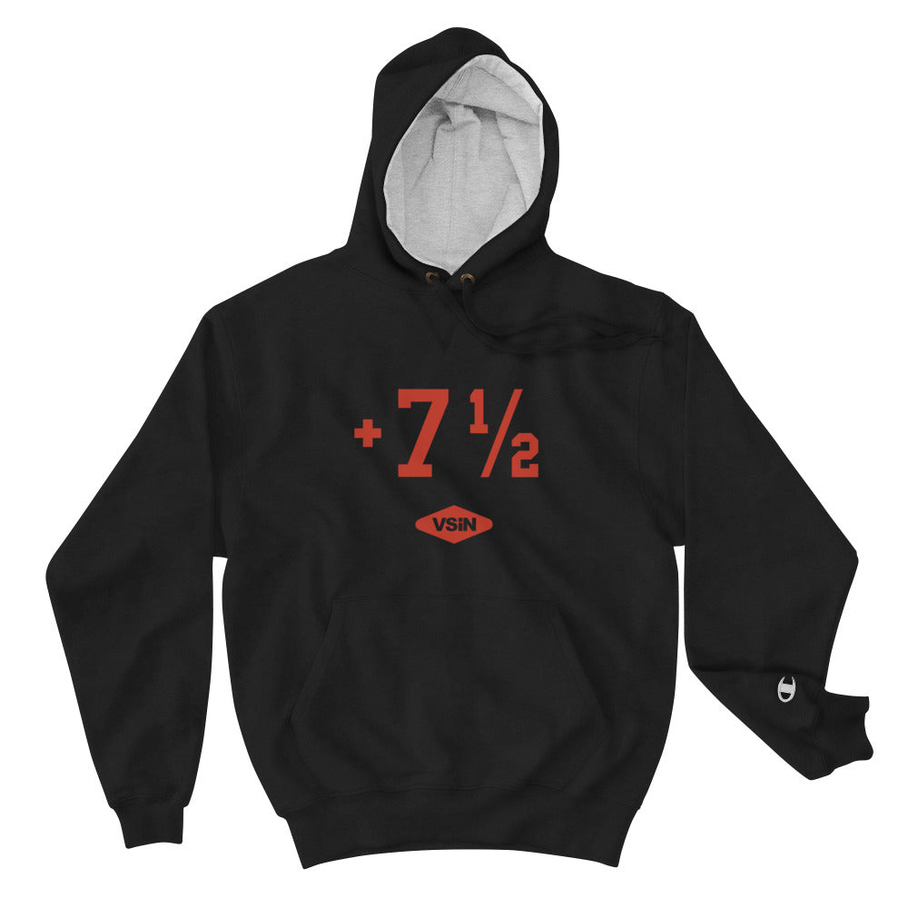 Champion Hoodie with Favorite Number +7