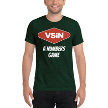 A Numbers Game shirt