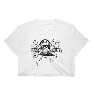 Bad Beat Women's Crop Top