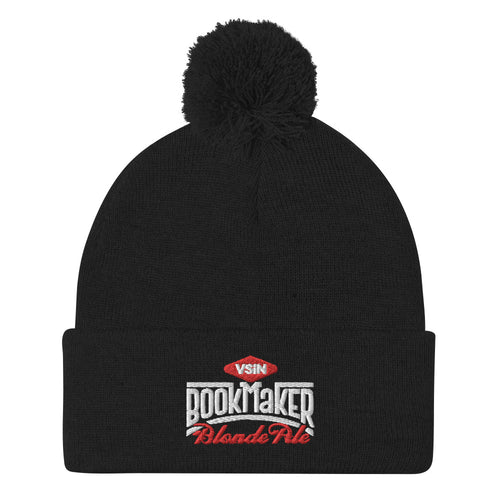 VSiN BookMaker Blonde Ale Beanie