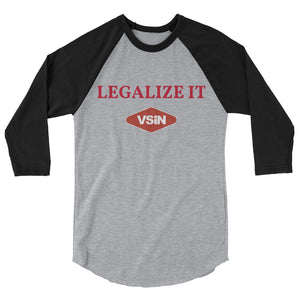 """Tell the Supreme Court what you think"" raglan shirt"