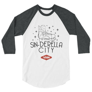 SIN-DERELLA CITY shirt
