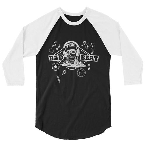 Bad Beat raglan shirt