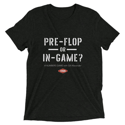 Pre-Flop or In-Game shirt