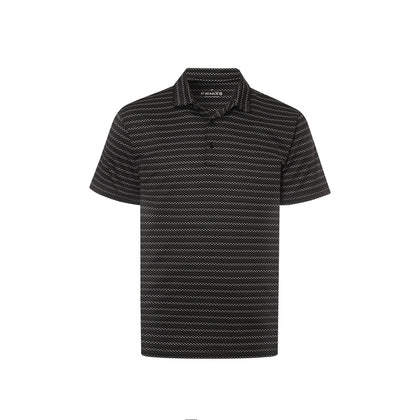 Fenix - Men's Polo Shirt - Moray - Black