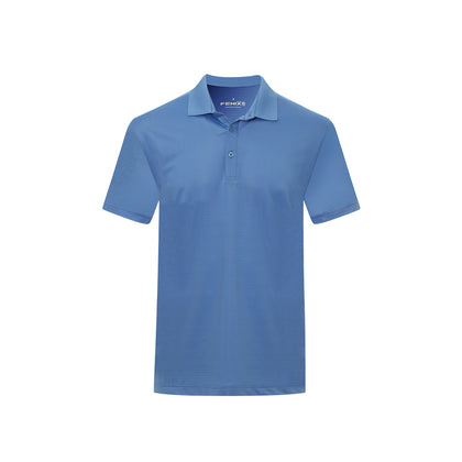 Fenix - Men's Polo Shirt - Rora - Azure Blue