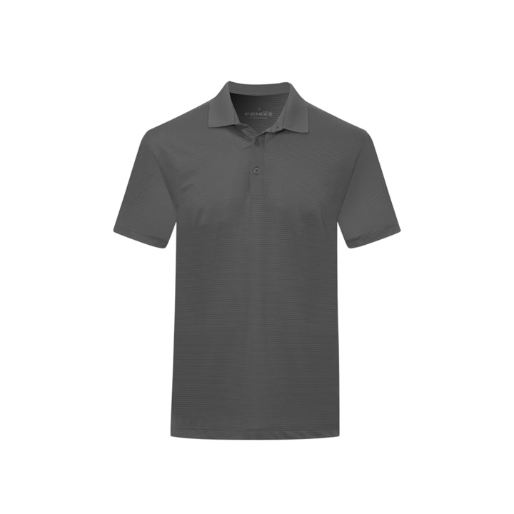 Fenix - Men's Polo Shirt - Rora - Metal Grey