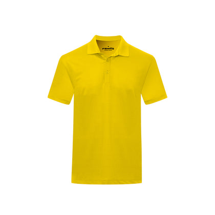 Fenix - Men's Polo Shirt - Rora - Yellow