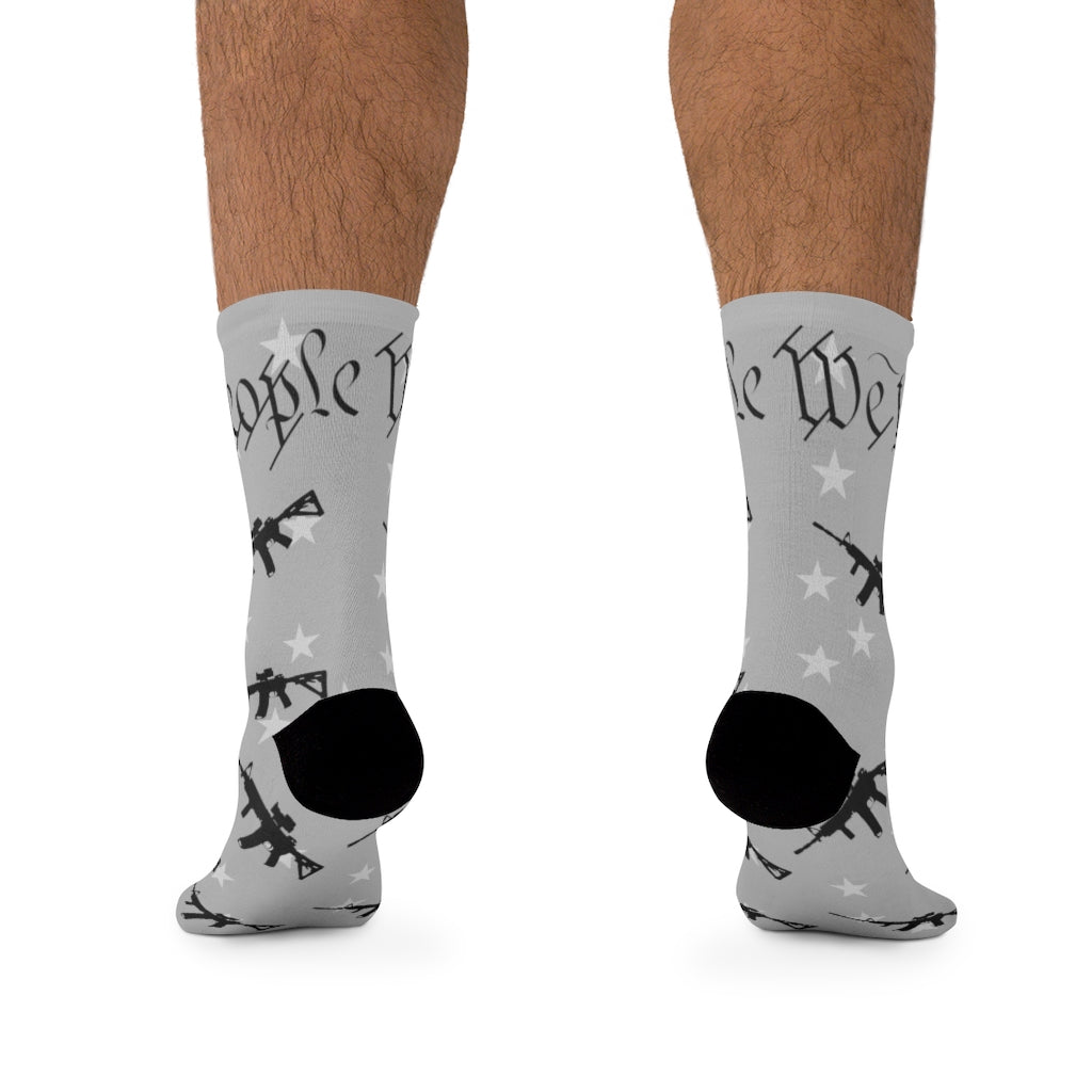 We the People 2A Socks