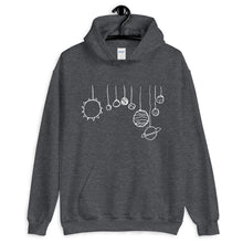 Load image into Gallery viewer, Solar System String Hoodie