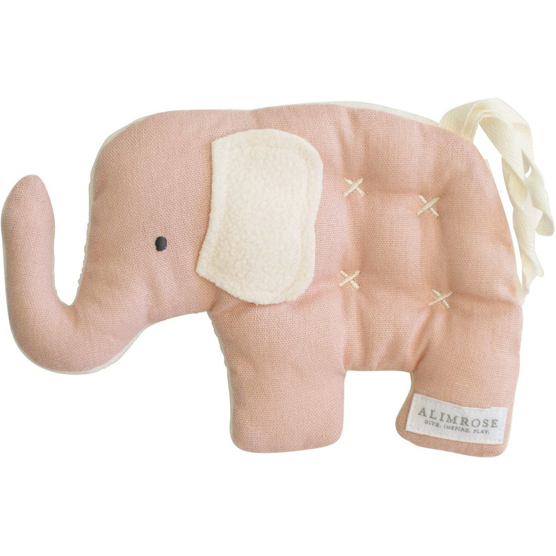 Toby Elephant comfort toy - Pink