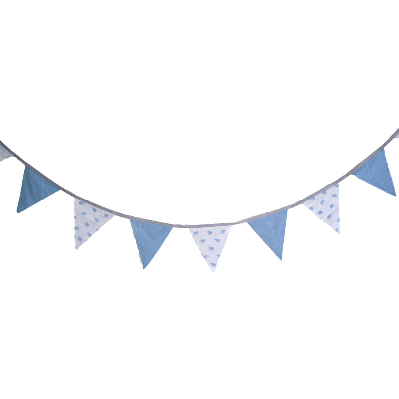 Marching elephants - Bunting