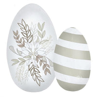 Easter egg, midi half pack - wall decals